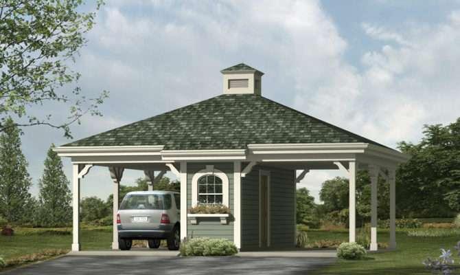 Gloria Car Carport Plan House Plans More