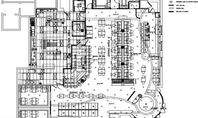 Good Restaurant Kitchen Floor Plans Layouts