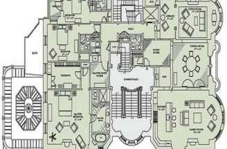 Good Victorian Mansion Floor Plans