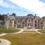 Gorgeous Newly Built Stone Mansion Old Brookville