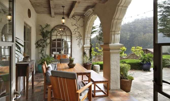Gorgeous Spanish Colonial Style Renovation San Francisco