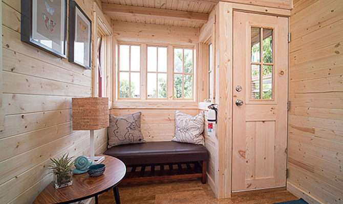 Gorgeous Square Foot Tiny House Great