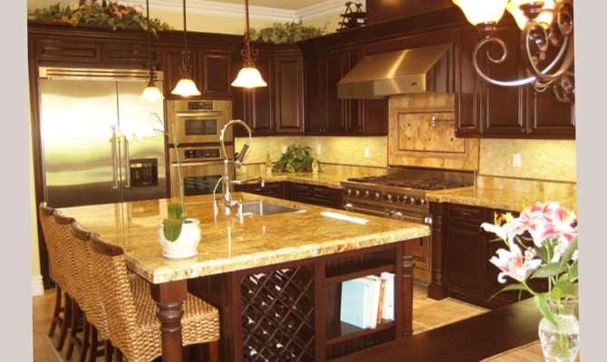Gourmet Kitchen Designs Latest Best Ellecrafts