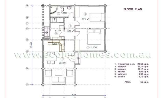 Granny Flat Ecolog Homes
