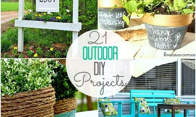 Great Ideas Projects Spruce Your Backyard