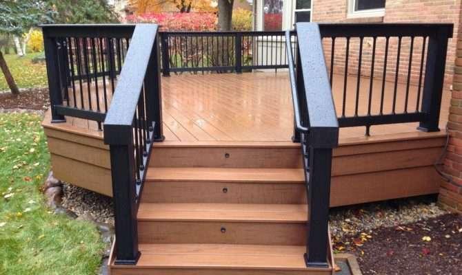 Great Ideas Small Deck Backyard Design