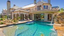 Great Inside Outside Pool Home Touches