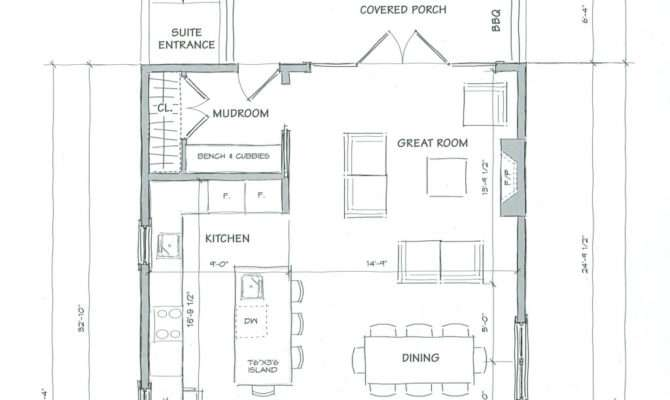 Great Room Floor Plans