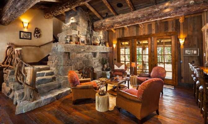 Great Rooms Teton Heritage Builders