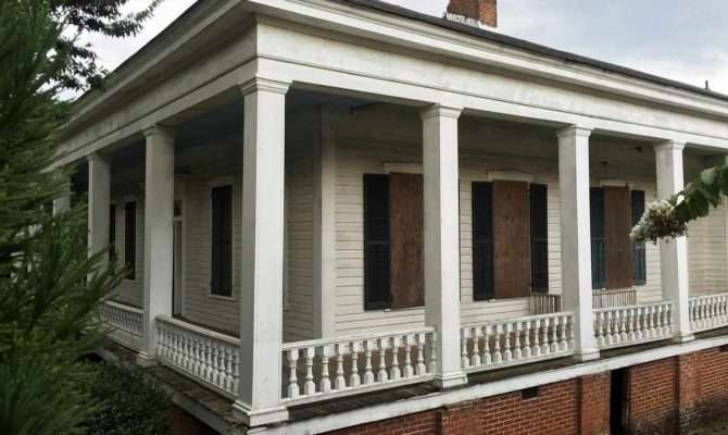 Greek Revival Griffin Old House Dreams