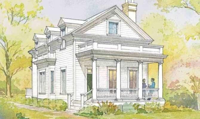 Greek Revival Home Plans Dream Source Elegant Floor