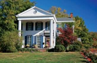 Greek Revival Houses Madison Indiana Old House