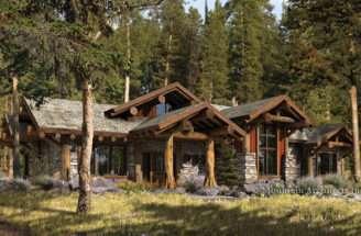 Green Design Archives Log Home Floor Plan Blog