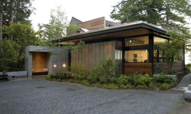Green House Month Ellis Residence Coates Design