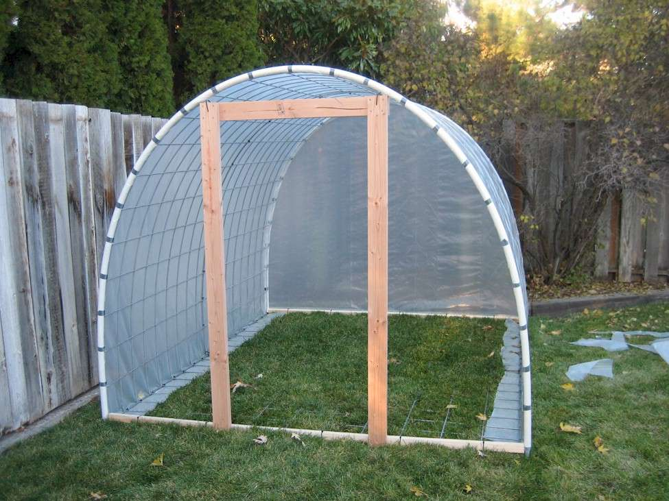 Green House Plans Building Greenhouse Easily