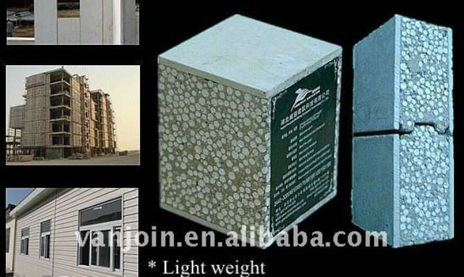 Green Light Weight Multi Storey Building Material New