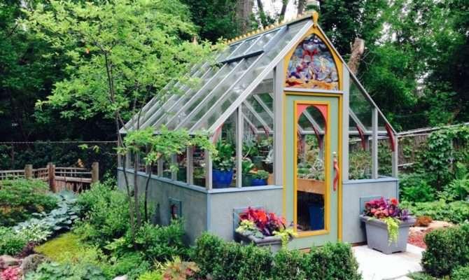 Greenhouse She Shed Awesome Diy Kit Ideas