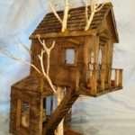 Greggs Miniature Imaginations Old Tree House