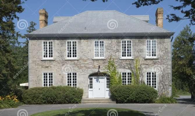 Grey Stone Manor House Real