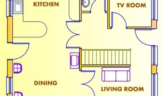 Ground Floor House Plans Design