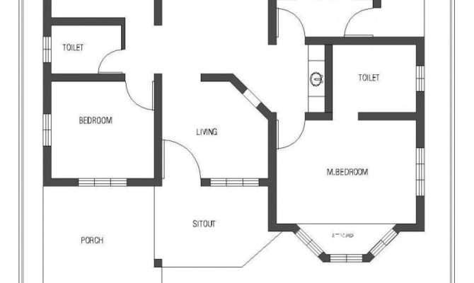 Ground Floor Plan Home Unique Single House