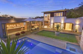 Ground Pool Real Australian Home