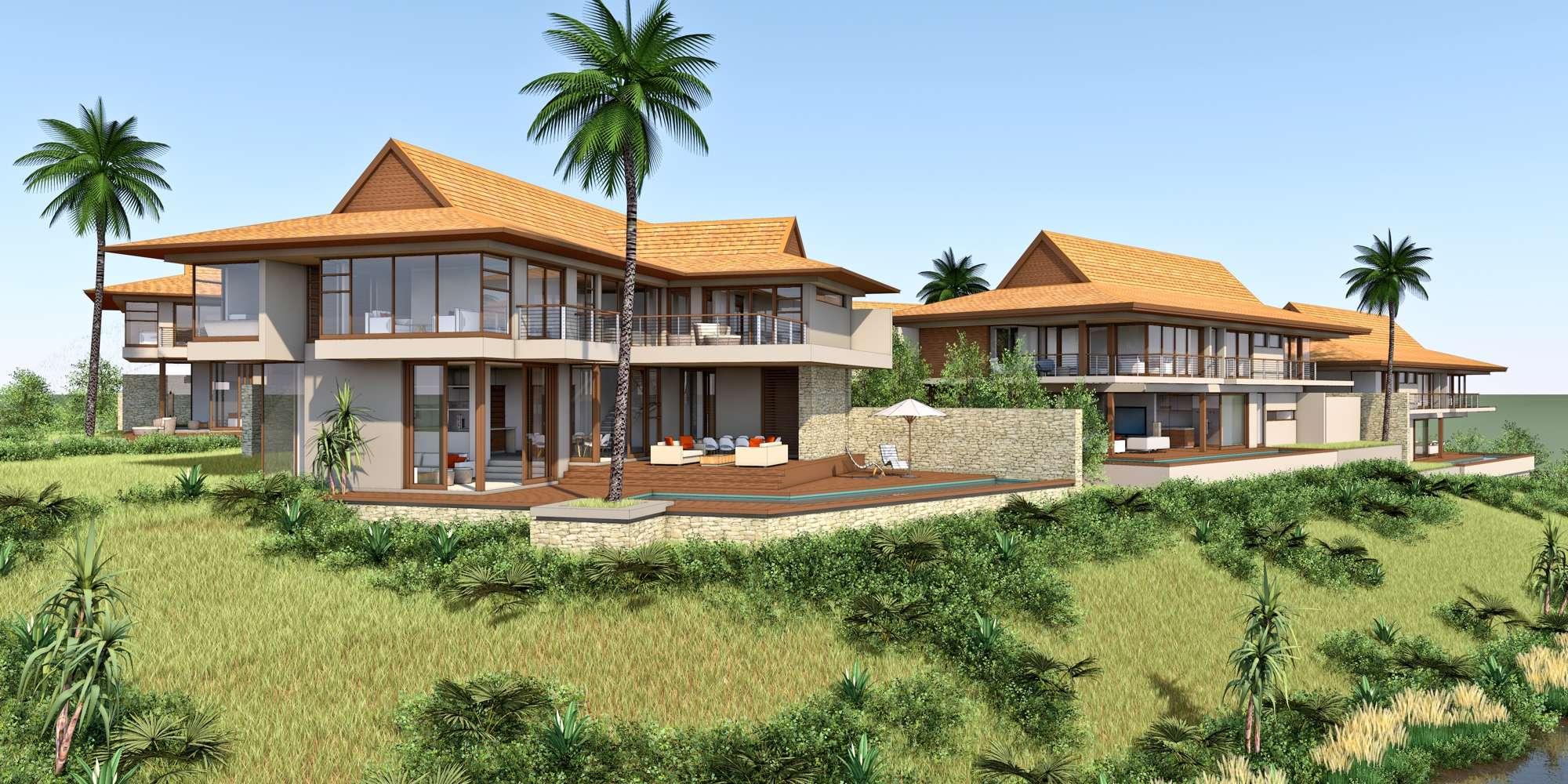 Group Properties Residential Plot Plan