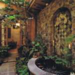 Hacienda Courtyard