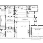 Hacienda Style House Plans Courtyard