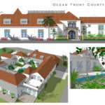 Hacienda Style House Plans Large Home Project