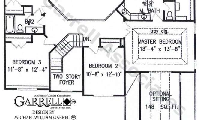 Hampton House Plan Plans Garrell Associates Inc