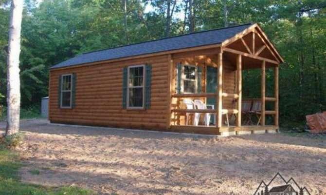 Hand Built Log Homes Small Kit Cabins Prefab Cabin