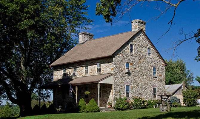 Hand Built Stone Houses