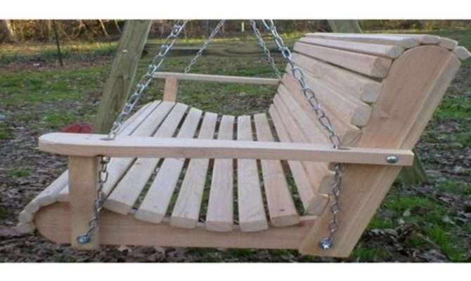 Hanging Deck Chairs Furniture Recycled Tires Ideas Making