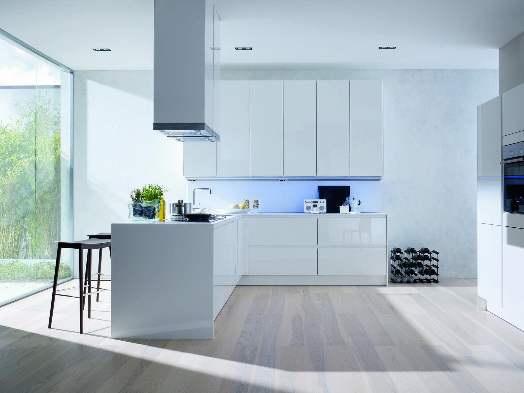 Hardwood Floor Modern Kitchen Remodels Floors Options Flooring