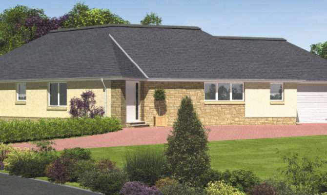 Hartfell Homes Moffat New Build Houses Double