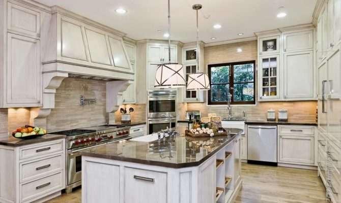 Hartsook Estate Gourmet Kitchen Encino California