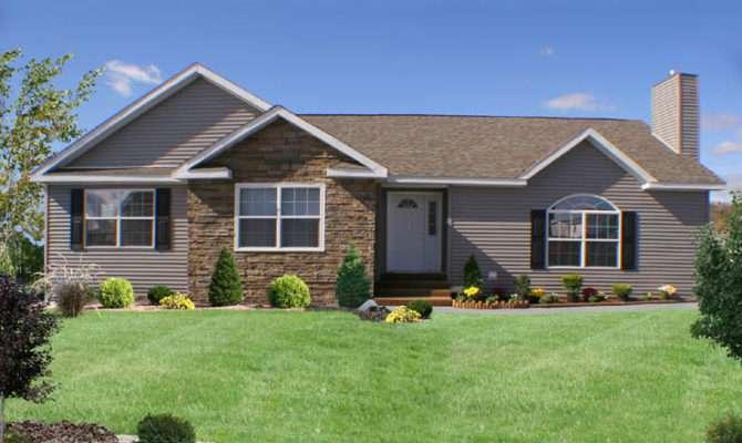 Havencrest Modular Home Floor Plan