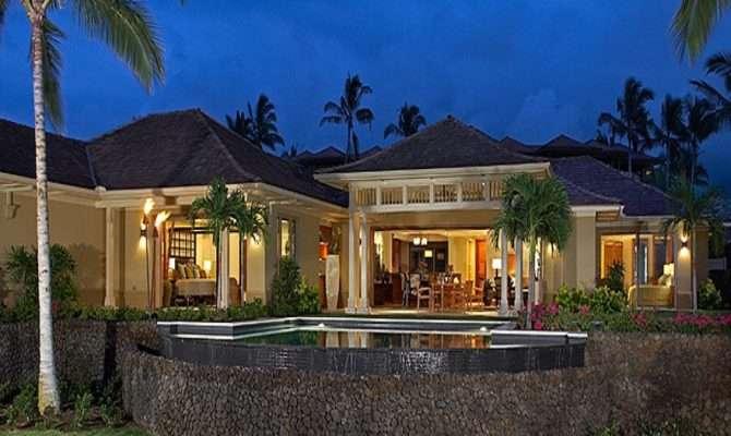 Hawaii Home Plans Designs Plantation Homes
