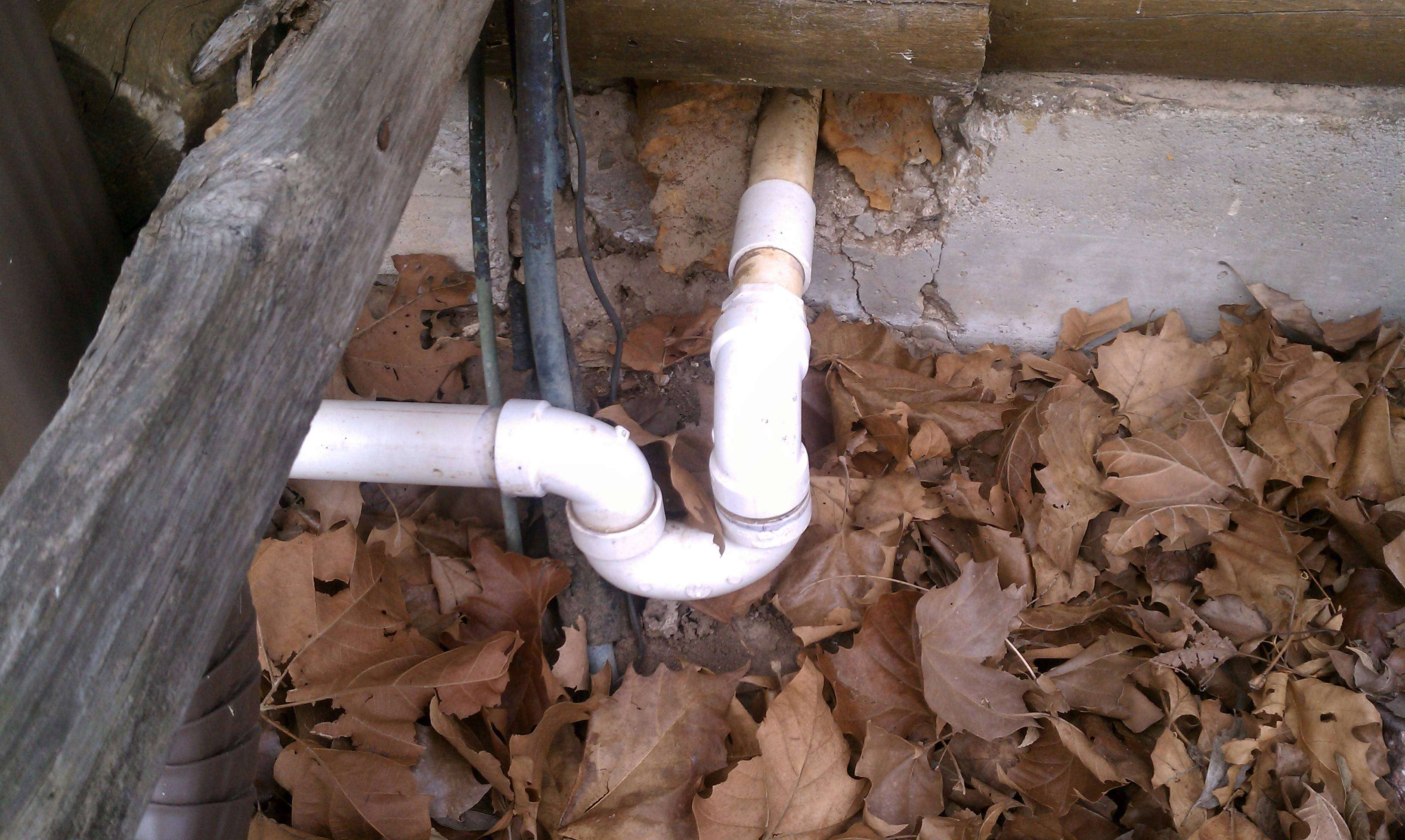 Heat Tape Drain Pipe