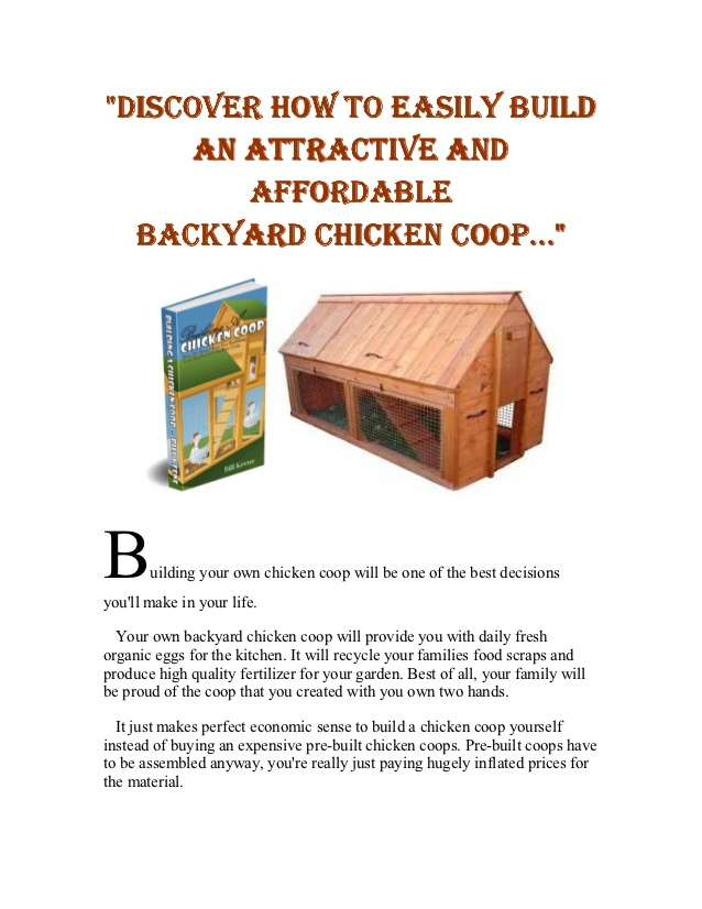 Hen House Plans Torrent Pdf