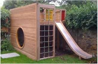 Here Selec Tion Our Favorite Out Door Playhouses Kids