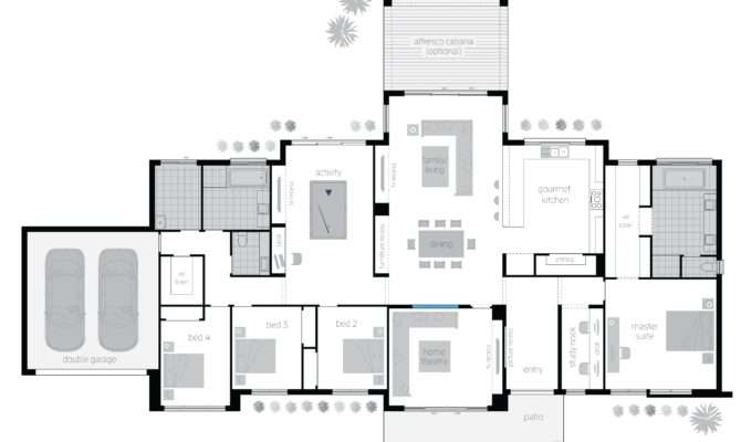 Hermitage Floorplans Mcdonald Jones Homes