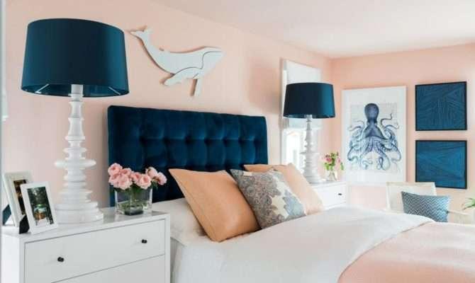 Hgtv Dream Home Millennial Pink Bedroom