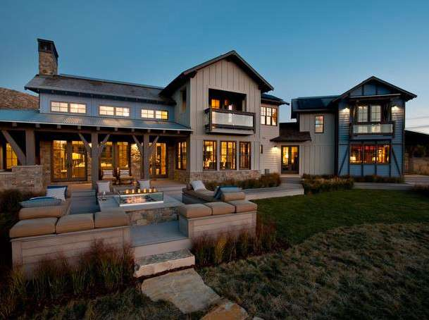 Hgtv Dream House Modern Exterior Denver