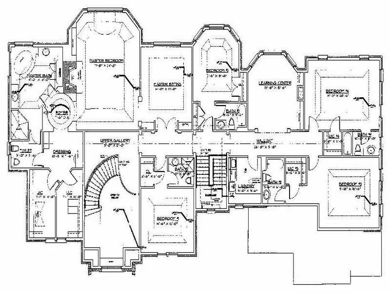 High Custom Home Plans Luxury