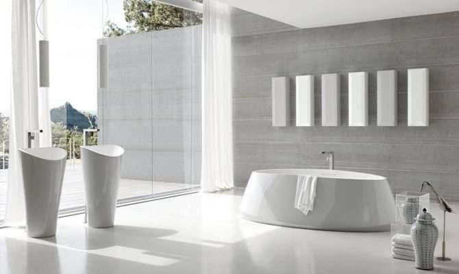 High End Bathroom Design Interior Ideas