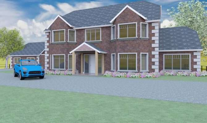 High End House Designs Delacy