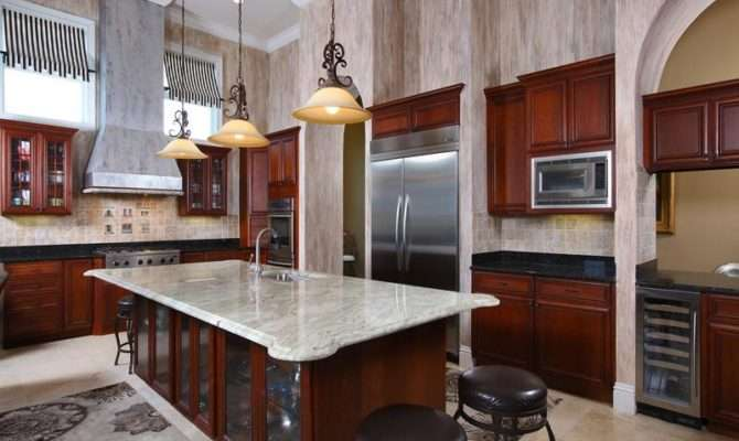 High End Kitchen Home Design Examples