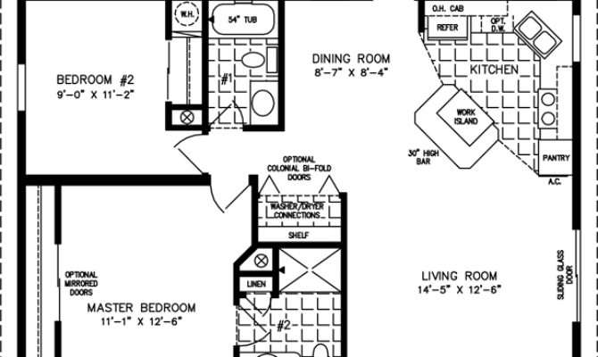 High House Plans Under